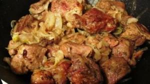 Мясо шашлычное