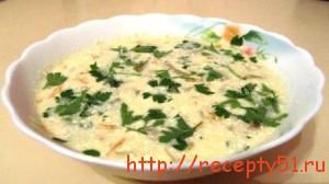 Овощной суп в духовке